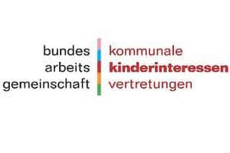 Logo Bundesarbeitsgemeinschaft Kommunale Kinderinteressen vertretung