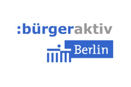 Logo Bürgeraktiv Berlin