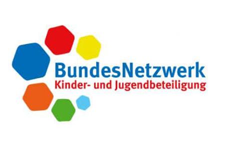 Logo BundesNetzwerk Kinder- und Jugendbeteiligung