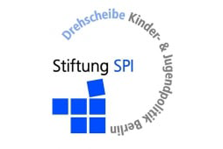 Logo Stiftung SPI - Drehscheibe Kinder- und Jugendpolitik Berlin