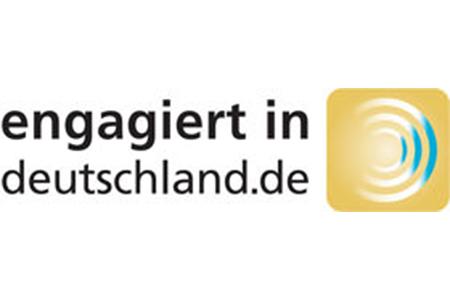 Logo engagiert in Deutschland.de