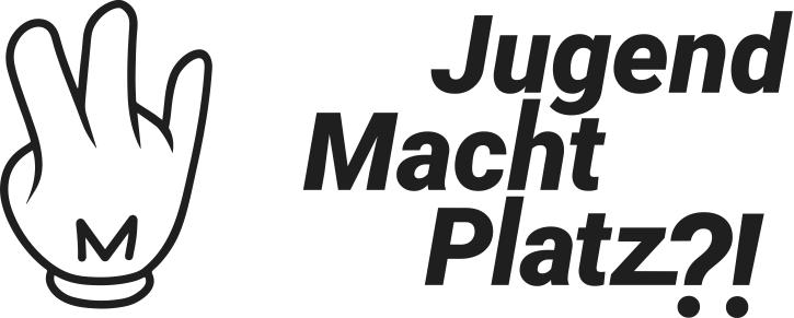 Logo Jugend Macht Platz?!