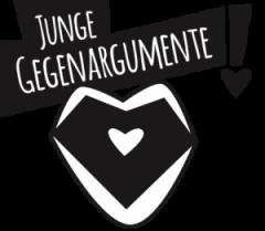 Logo Junge Gegenargumente.
