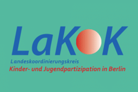 Logo Landeskoordinationskreis Kinder- und Jugendpartizipation in Berlin
