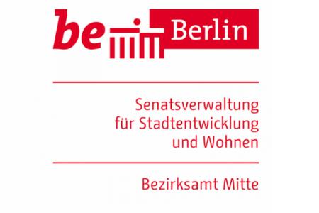 Logo Berlin Senatsverwaltung Wohnen Mitte