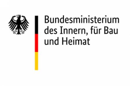Logo Bundesministerium des Inneren