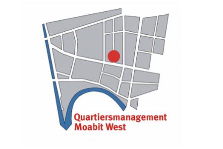 Logo Quartiersmanagement Moabit West
