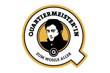 Logo Quartiermeister*in