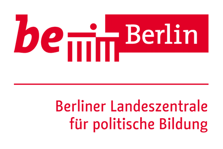 Logo Berliner Landeszentrale für politische Bildung