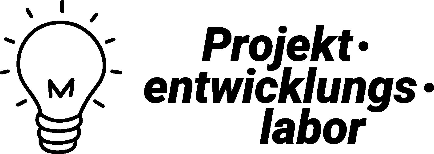 Logo Projektentwicklungslabor