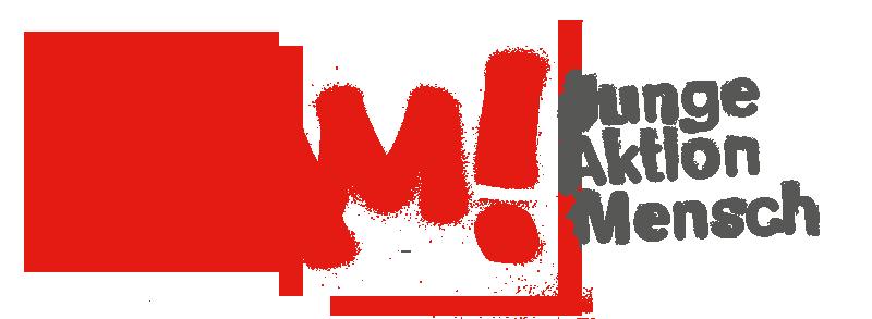 Logo JAM! Junge Aktion Mensch