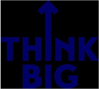 Logo think big