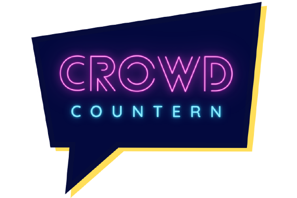 Logo: Crowd Countern